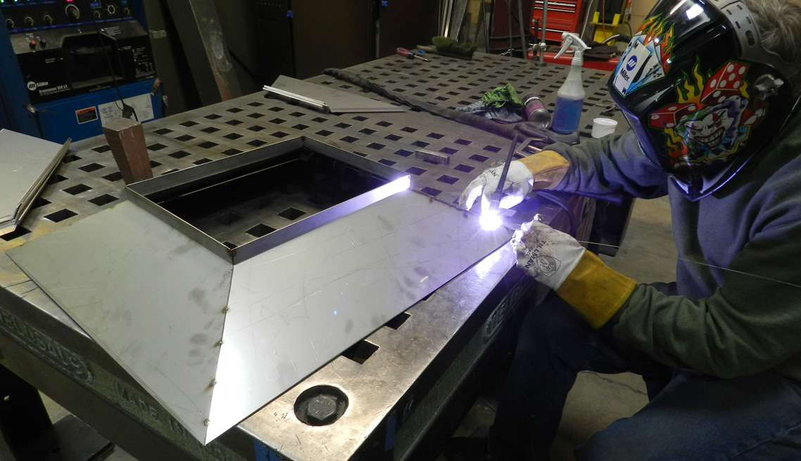 Welded Assembly