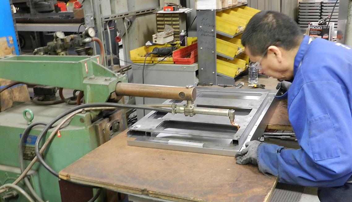 Spot Welding Machinery