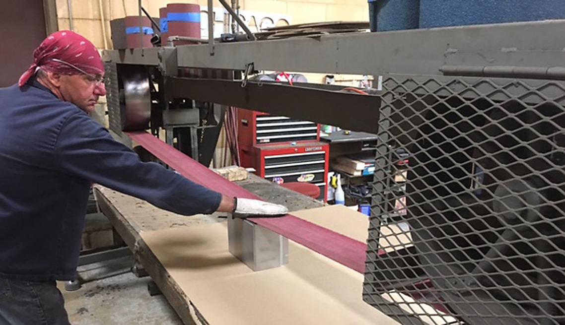 Ancillary Equipment Bending Material