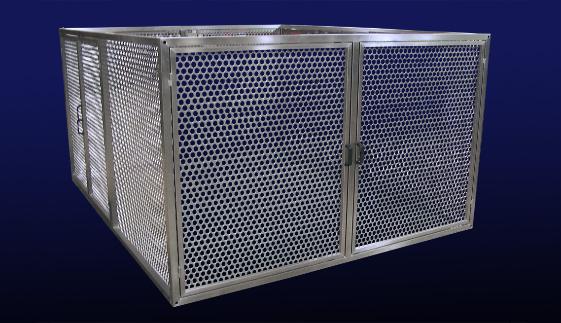 Custom Enclosures for Food Production Industry