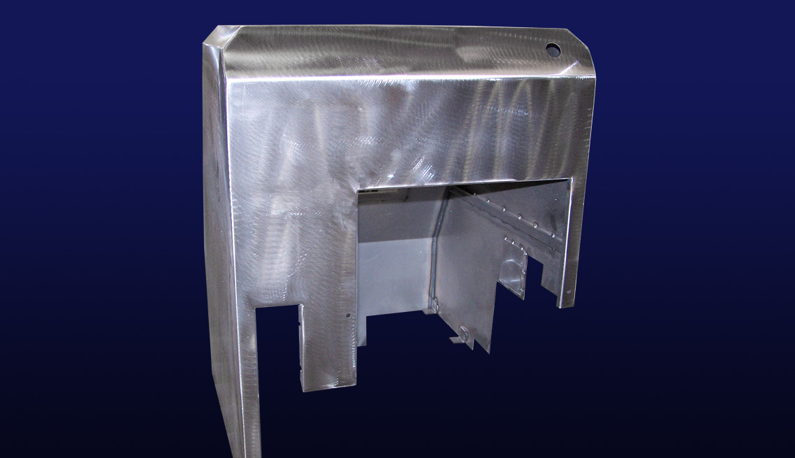 Custom Stainless Steel Guarding & Enclosures