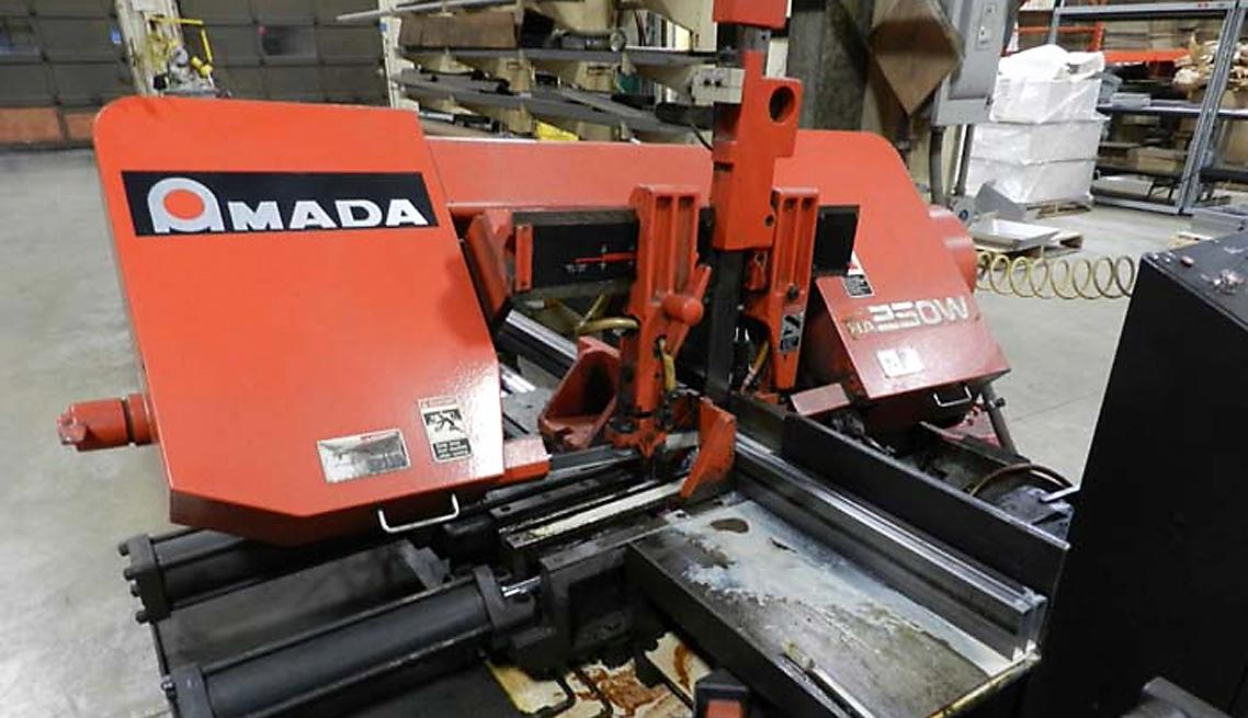 MADA 250W Horizontal Bandsaw